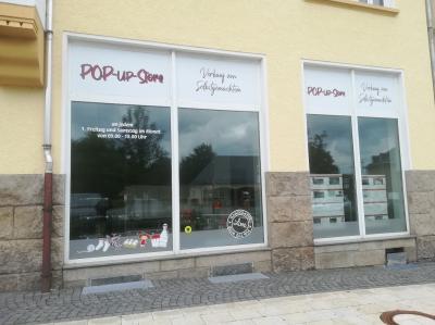 POP-UP-STORE am Postplatz