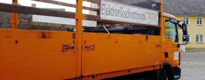 Foto zur Meldung: Das Schadstoff- und Elektroschrottmobil kommt nach Beeskow