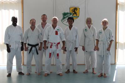 Teilnehmer SpVgg Hebertshausen Abteilung Kampfsport