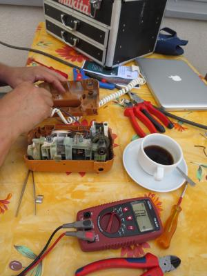 ReparaturCafé am 04.11.2021