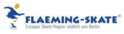 Foto zur Meldung: Schönheitskur für die Flaeming-Skate