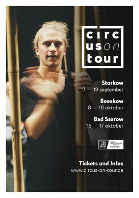 Foto zur Meldung: Circus on Tour