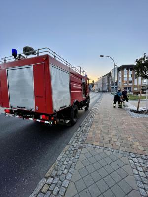 Jährliche Hydrantenüberprüfung