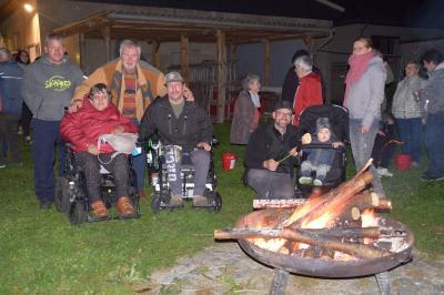 Oktoberfeuer der Freiwilligen Feuerwehr Quitzow