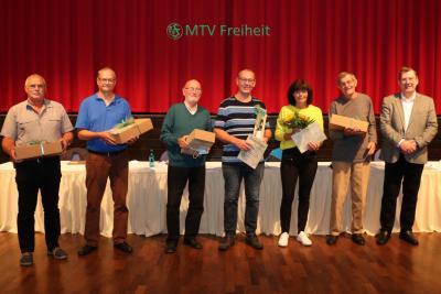 Foto zur Meldung: Mitgliederversammlung