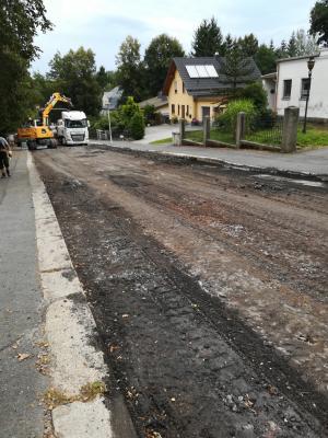 Ausbau der August-Bebel-Straße
