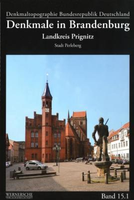 Abbildung: Buch Denkmaltopographie Bundesrepublik Deutschland