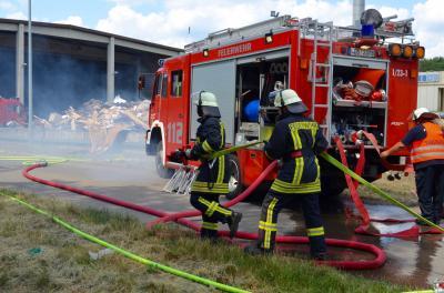Noch ist die Tageseinsatzbereitschaft der Feuerwehr gesichert, doch es wird zunehmend eng. Foto: Andreas Staindl