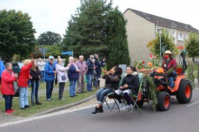 Wittstocker Ortsteile feierten beim Einheitsfest