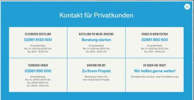 Vorschaubild der Meldung: Kontakt zu Deutsche Glasfaser