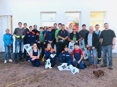 Aktionstag Saubere Landschaft wieder ein Erfolg