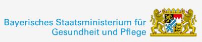 Logo Bayerisches Staatsministerium für Gesundheit und Pflege (Bildrechte)