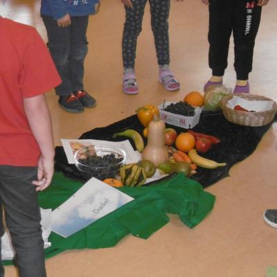 Die Herbstzeit im Kindergarten Hegelstraße hat begonnen