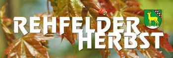 Rehfelder Herbst 2021 – Vorabinformation