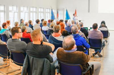 Foto zur Meldung: Infoveranstaltung zum Planungsstand Rosa-Luxemburg-Straße