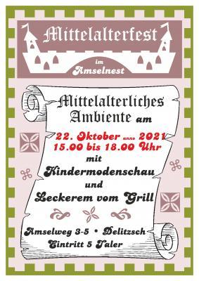 Mittelalterfest im Amselnest
