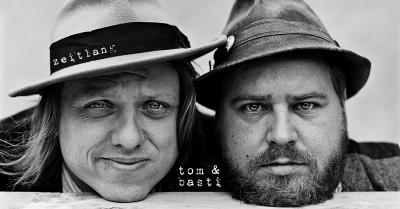 Am 05.11.: Tom & Basti in der ArberLandHalle