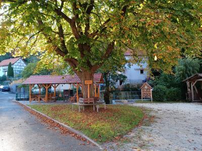 Einweihung Dorfplatz Erdpenhausen