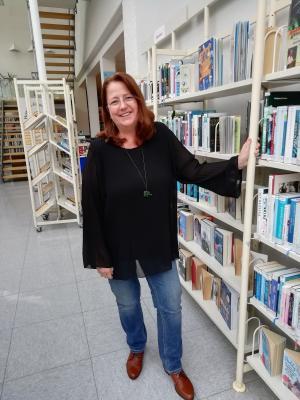 Weitere personelle Unterstützung in der Bibliothek