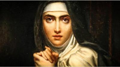 Hl. Theresia von Jesus (von Àvila)