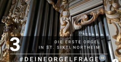 Bis zum 16. Oktober > Viel zu hören und zu sehen rund um die Sixti-Orgel