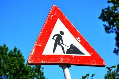 Foto zur Meldung: Vollsperrung Wirtschaftsweg Tarmow-Hakenberg