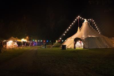 Circus on Tour auf dem Anglerplatz
