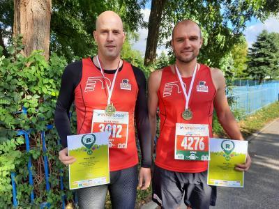 Das Foto zeigt Jens und Ronny. Foto: André Stache