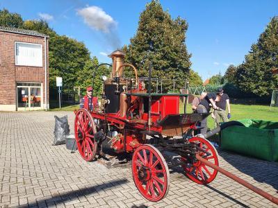 Dampfspritze Feuerwehrmuseum Salzbergen
