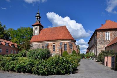 Komturei Lietzen, Foto: Matthias Lubisch