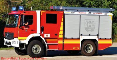 Bild der Meldung: Neues Feuerwehrfahrzeug für die Freiwillige Feuerwehr Harmstorf