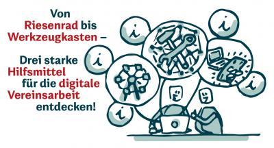 Herzberg digital.verein.t mit einem Digitaltipp: Engagementförderung online lernen