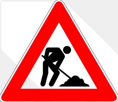 Verkehrseinschränkungen in der Wahrenberger Straße