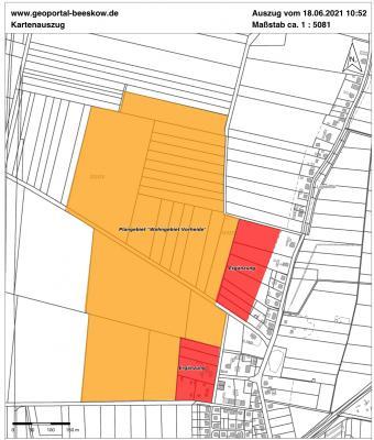 Neues Wohngebiet geplant