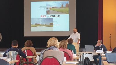 Das Projekt wurde am 12.10.2021 der Wirtschaftsregion Lausitz GmbH vorgestellt.
