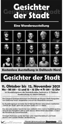 Gesichter der Stadt - Die Ausstellung ist eröffnet