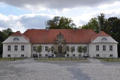 Gutshaus Diedersdorf, Foto: Matthias Lubisch