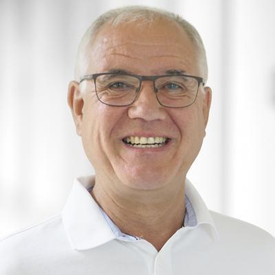 Dr. med. Klaus Sinzig, Facharzt für Physikalische und Rehabilitative Medizin im MVZ Dierdorf/Selters