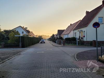 Ab der Einmündung Heinrich-Heine-Weg wird die Metzer Straße ab dem 18. Oktober voll gesperrt. Foto: Beate Vogel