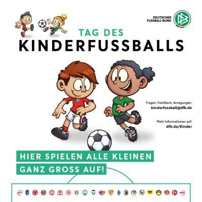 Tag des Kinderfußballs in Frankfurt/Oder und Rüdersdorf