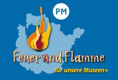 Foto zur Meldung: Feuer und Flamme für unsere Museen