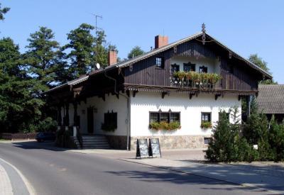 Schweizerhaus in Falkenhagen (Mark), Foto: Matthias Lubisch