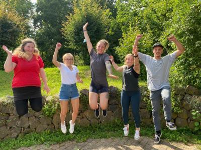 Teamtag Sportinklusionslots*Innen in Wetzlar