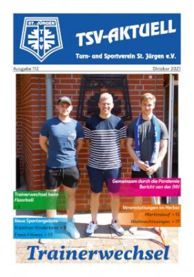 Die neue Ausgabe der TSV Aktuell ist online