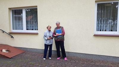 Foto zu Meldung: Änderung für die Betreuung des Gemeinderaumes in Sülstorf
