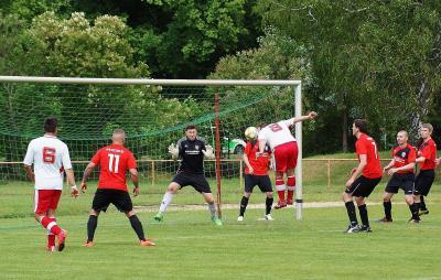 Bild der Meldung: Schmeichelhafter Punktgewinn für VfB Reserve