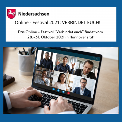Online - Festival: VERBINDET EUCH