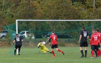 Bild der Meldung: Enttäuschendes Spiel: VfB II gegen Hornow