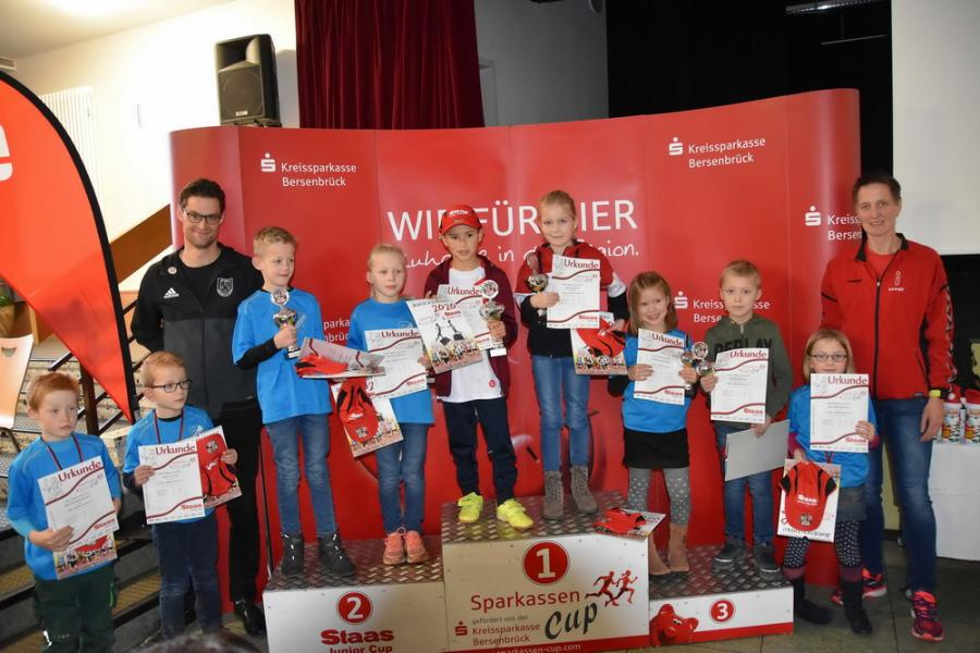 SiegerInnen Staas-Junior Cup