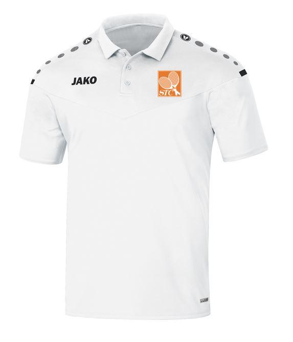 Polo weiss